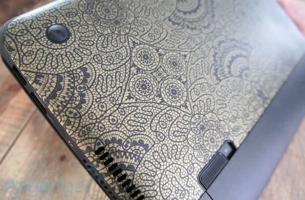 Spotted: HP's special edition Pavilion dm1 by Alexandre Herchcovitch