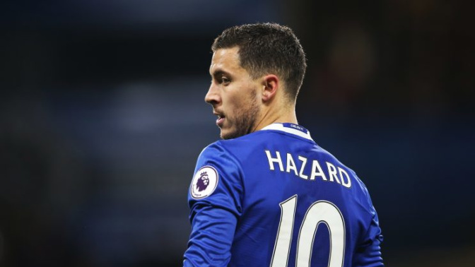 Eden Hazard has some way to go before he can become a Galactico