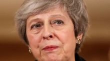 May seems to think she can go on and on. But she's running out of road