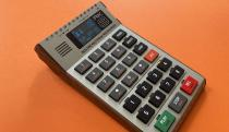 Retrokits RK-008 is a robust MIDI sequencer disguised as a pocket calculator