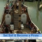 SPONSORED: Set Sail & Become a Pirate with Red Dragon Pirate Cruises