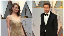 Oscars 2017: La La Land's Ryan Gosling and Emma Stone walk the red carpet and steal the show