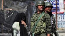 India, Pakistan exchange fire in Kashmir, killing 9