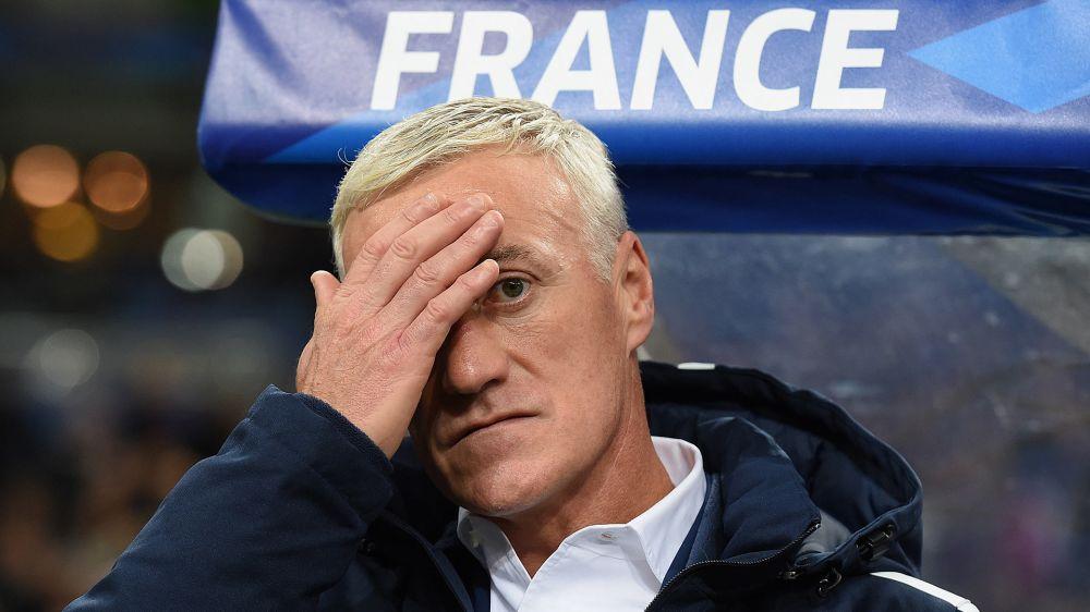 Frankreich-Coach Deschamps nominiert Jallet für verletzten Sagna nach