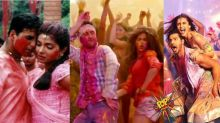 From Rain Dance To Gatecrashing A Party, Here Are 5 Holi Ideas That We Can Steal From B-town Films!
