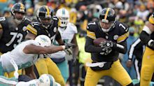 Ben Roethlisberger hurts ankle late in playoff victory, vows to play vs. Chiefs