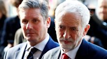 Labour handed initial findings of anti-Semitism inquiry by Britain's equalities watchdog