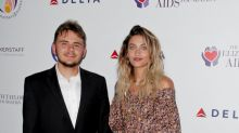 Paris Jackson and her brother Prince hold hands on red carpet at charity dinner