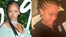 Rihanna shows off natural beauty in 'raw' and 'real' makeup-free selfie