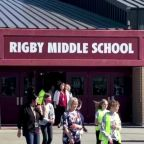 6th grade girl detained for Idaho school shooting