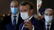 Macron zu erstem Besuch im Irak eingetroffen