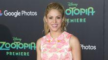 Shakira Rocks Fiery New Look: 'Redheads Have More Fun'