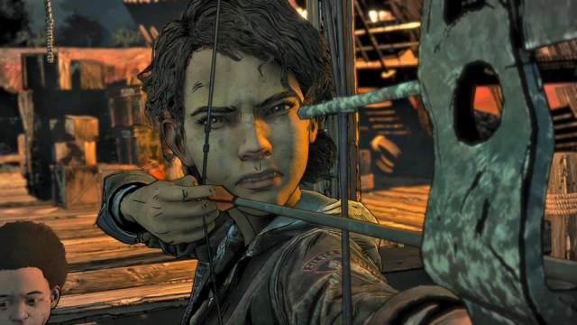 Telltale's 'The Walking Dead' delivers its final episode next week