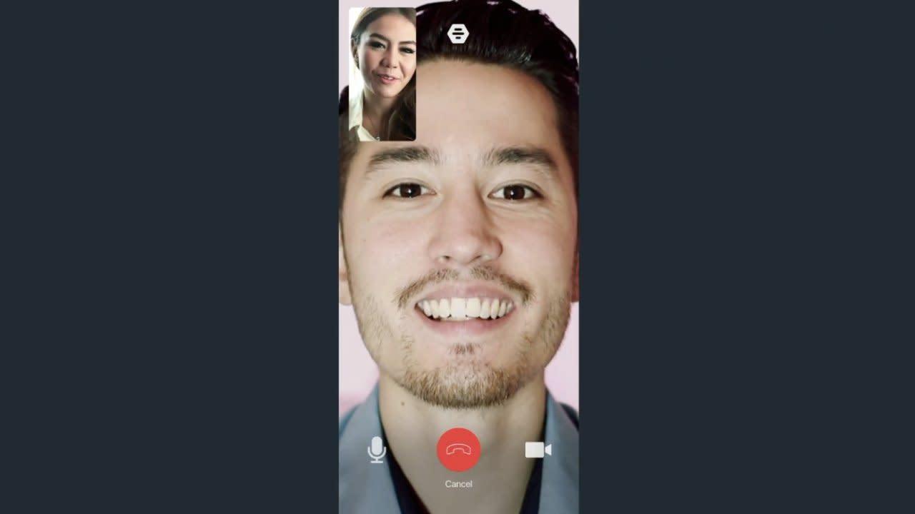 nicki minaj dating sim