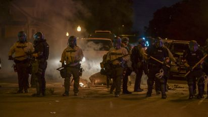 A pandemic and police violence convulse a nation