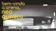 Corinthians confirma valores dos naming rights da Arena