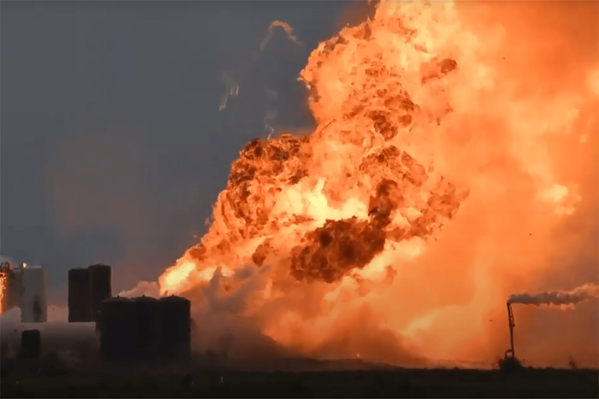 spacex explosion - photo #21