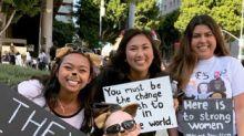 Bryan Cranston, Sarah Hyland, Evan Rachel Wood and More Stars Attend 2019 Women's March