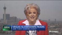 Las Vegas mayor on Sin City slowdown fears
