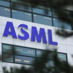 ASML signals double-digit annual growth as quarterly sales jump