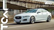 品味跑格 Jaguar XE R-Sport 25t 新車試駕 - TCAR