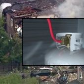 Investigators focus in on propane tanks in Bronx house explosion that killed firefighter
