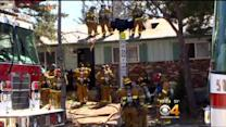 Two Strangers Rescue Man From House Fire