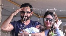 Saif Ali Khan: I don't even get to see Taimur as I leave before he wakes up