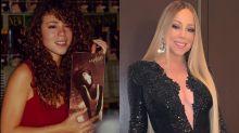 Mariah Carey cumple 50 años: repasamos su transformación en imágenes
