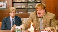 'Tommy Boy' at 25: Director Peter Segal shares wild Chris Farley stories