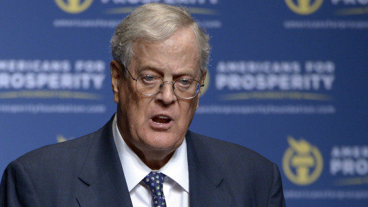 Koch network's wins prompt Democratic pushback