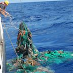Great Pacific Garbage Patch now contains 1.8 trillion pieces of plastic