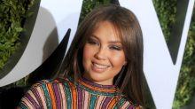 Thalía sufre un accidente grabando un vídeo de TikTok