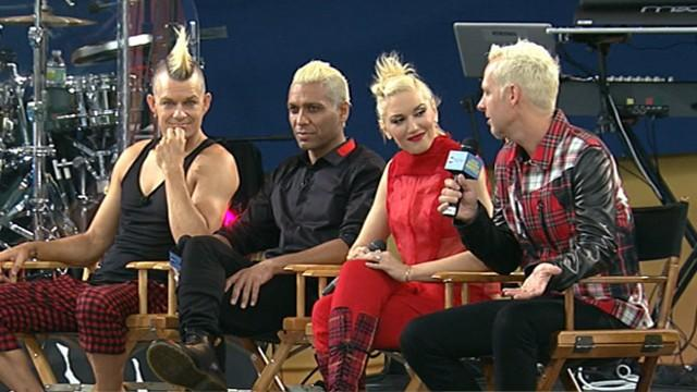 Gwen Stefani, No Doubt Band Members on Reunion, New Album 'Push and Shove'