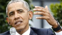 Obama says Senate Obamacare replacement 'not a health care bill,' but 'massive' giveaway to the rich