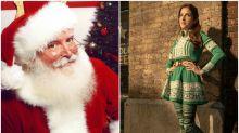 Anna Kendrick se convierte en la hija de Santa Claus