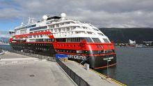 Sube a 36 el número de contagiados en la tripulación de un crucero noruego