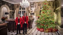 14 fabulously festive pop-ups at London hotels this winter