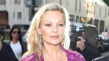 Kate Moss: BH-Blitzer auf Sommer-Party im Museum