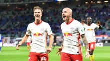 Foot - ALL - Bundesliga: Leipzig écrase Schalke et devient leader provisoire