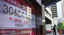Asian shares lower as canceled NKorea summit ups uncertainty