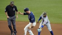 Wendle hits 3 of Tampa Bay's 8 doubles, Rays beat Mets 12-5