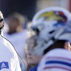 Kansas coach Les Miles announces he tested positive for COVID-19