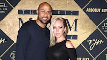 Kendra Wilkinson live-tweets argument with Hank Baskett after feeling 'threatened'