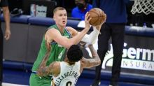Mavs rout Pelicans, bolster playoff positioning