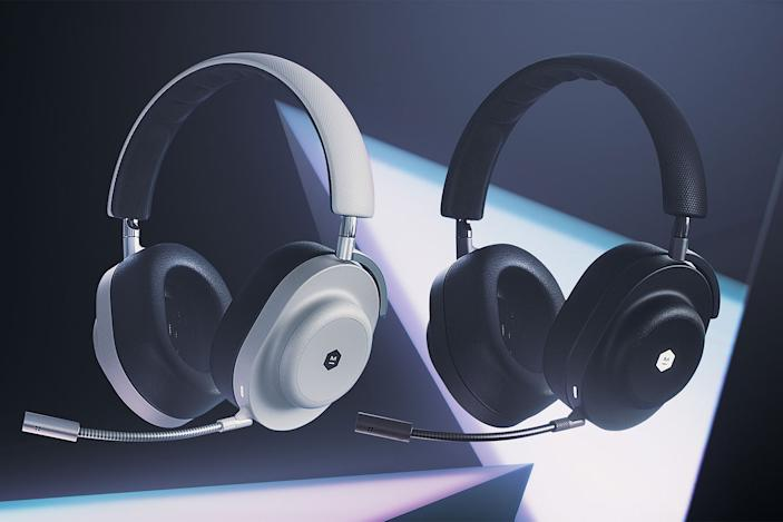 Master & Dynamic put its headphone expertise into a $450 gaming headset
