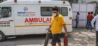 Coronavirus in India News Live Updates: Centre Increases Delhi's Medical Oxygen Supply