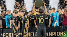 LAFC clinches Supporters' Shield with mix of recognition, resolve