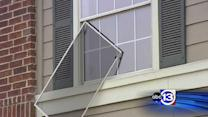 Boy, 2, reportedly falls out of 2nd-story window