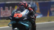 MotoGP 2020: Quartararo finally turns pole into victory, error-strewn Marquez injured